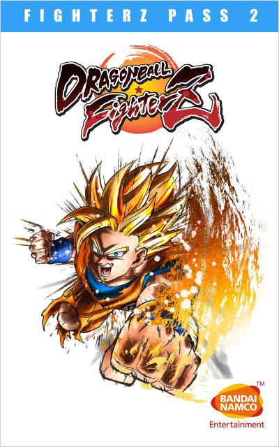 Dragon Ball Fighter Z. FighterZ Pass 2 [PC, Цифровая версия] (Цифровая версия)