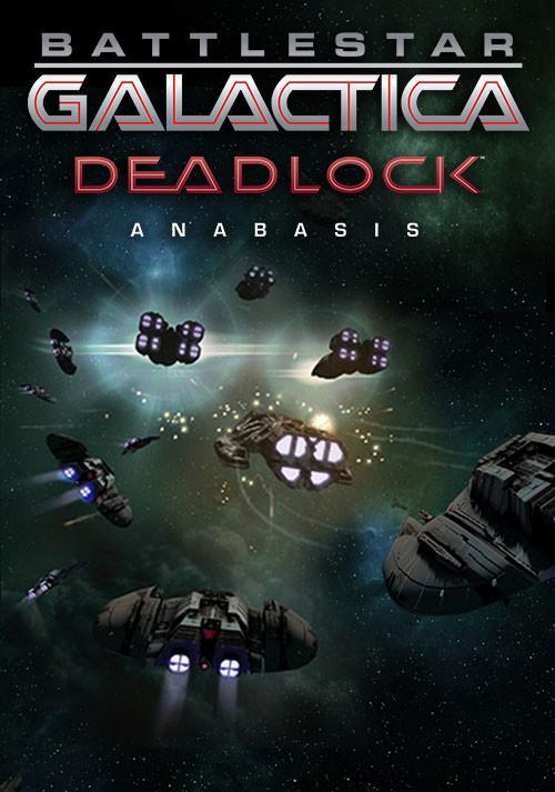 Battlestar Galactica Deadlock. Anabasis. Дополнение [PC, Цифровая версия] (Цифровая версия)