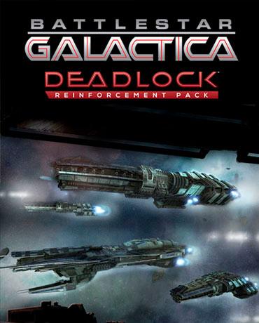 Battlestar Galactica Deadlock. Reinforcement Pack. Дополнение [PC, Цифровая версия] (Цифровая версия) фото