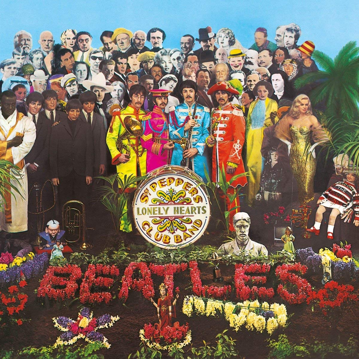 The Beatles – Sgt. Pepper's Lonely Hearts Club Band: Stereo Mix (LP) фото