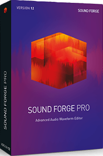 SOUND FORGE Pro 12 [Цифровая версия] (Цифровая версия) фото