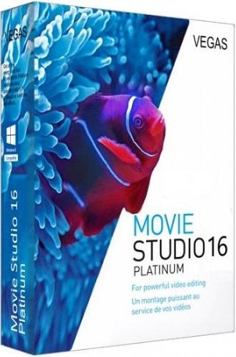 MAGIX VEGAS Movie Studio 16 Platinum [Цифровая версия] (Цифровая версия) фото
