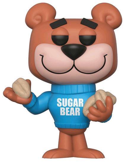 Фигурка Funko POP AD Icons: Golden Crisp – Sugar Bear (9,5 см) фото