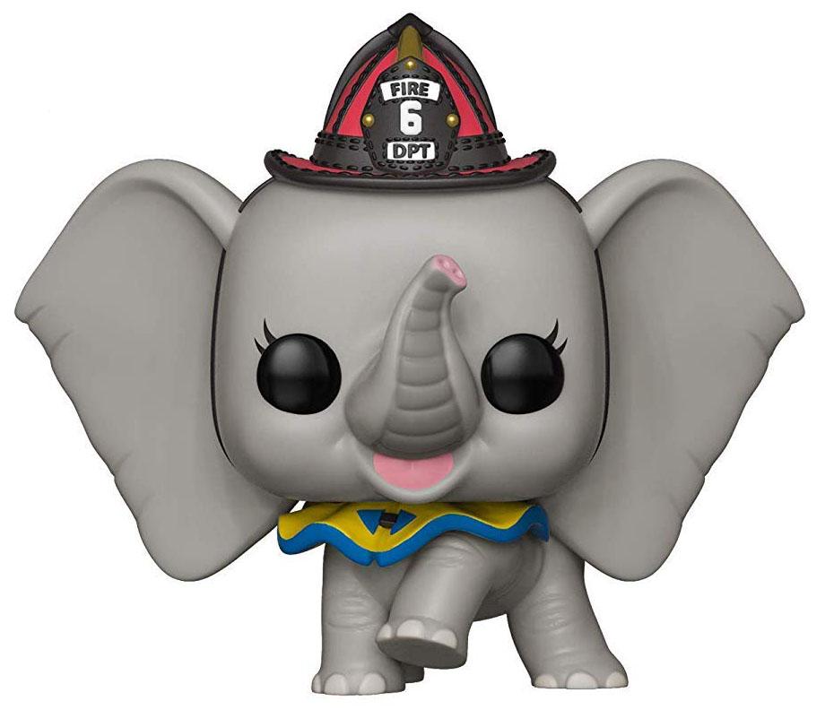 Фигурка Funko POP: Disney Dumbo – Fireman Dumbo (9,5 см)