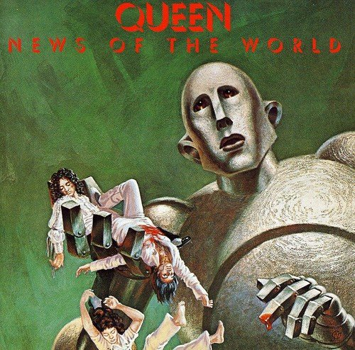 Queen – News Of The World (CD) фото