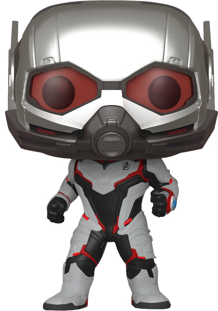 Фигурка Funko POP Marvel: Avengers Endgame – Ant-Man Bobble-Head (9,5 см) фото
