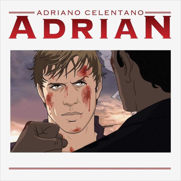 Adriano Celentano – Adrian. Limited Edition (3 LP) фото