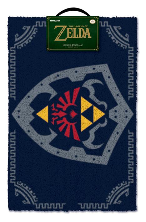 Придверный коврик Nintendo: The Legend Of Zelda – Hylian Shield