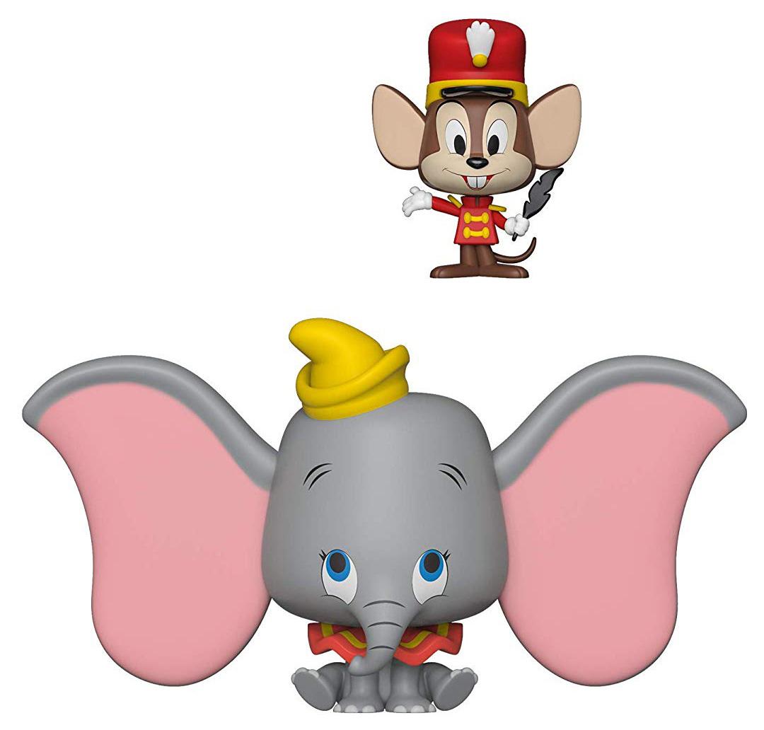 Фигурка Funko Vynl Disney: Dumbo – Dumbo + Timothy (2-Pack) фото