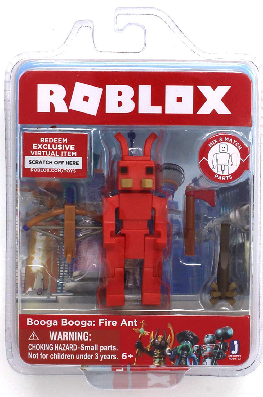 Фигурка Roblox: Booga Booga Fire Ant (17 см) фото