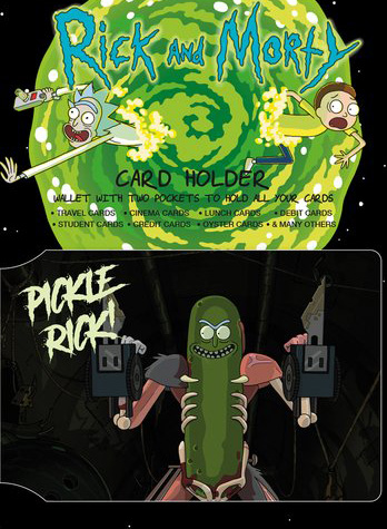 Визитница Rick And Morty: Pickle