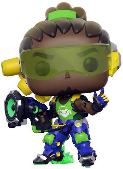 Фото - Фигурка Funko POP Games: Overwatch – Lucio (9,5 см) фигурка funko pop voltron вольтрон 37975