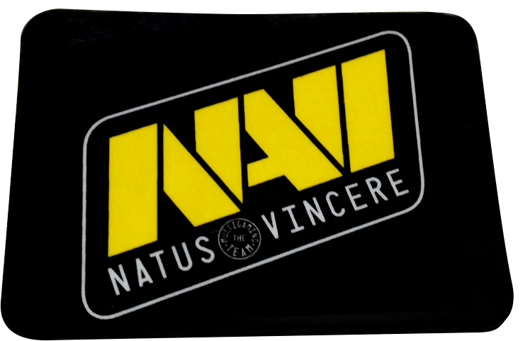 Магнит Natus Vincere майка классическая printio natus vincere na vi – illustration black