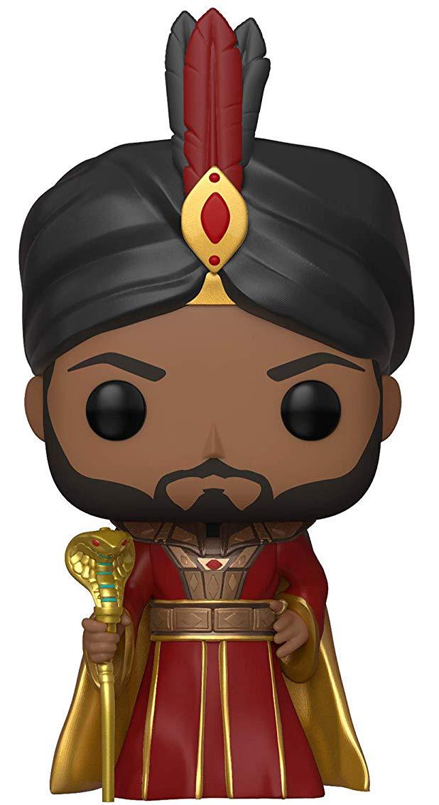 Фигурка Funko POP: Disney Live-Action Aladdin – Jafar The Royal Vizier (9,5 см) недорого