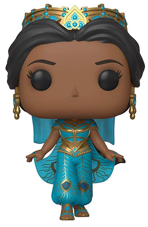 Фигурка Funko POP: Disney Live-Action Aladdin – Princess Jasmine (9,5 см) фото