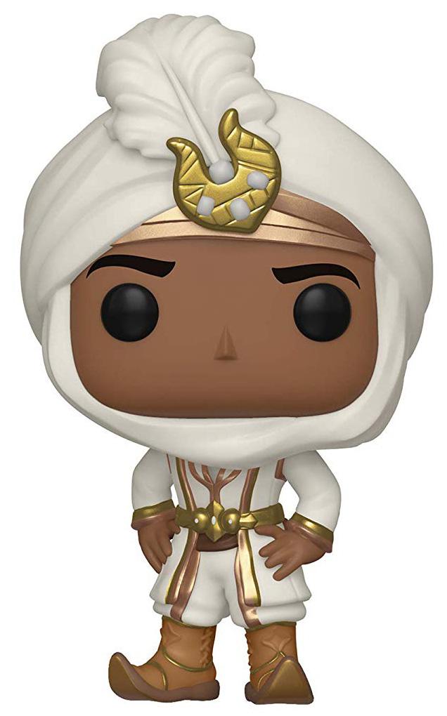 Фигурка Funko POP: Disney Live-Action Aladdin – Prince Ali (9,5 см) недорого