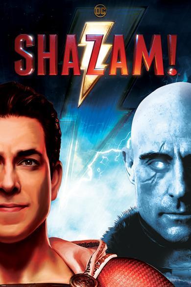 Плакат Shazam: Good Vs Evil (№257) фото