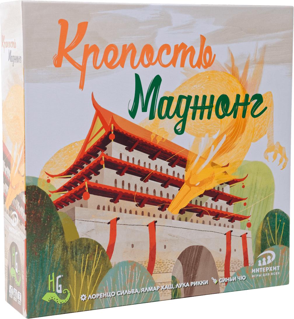 Настольная игра Крепость Манджонг