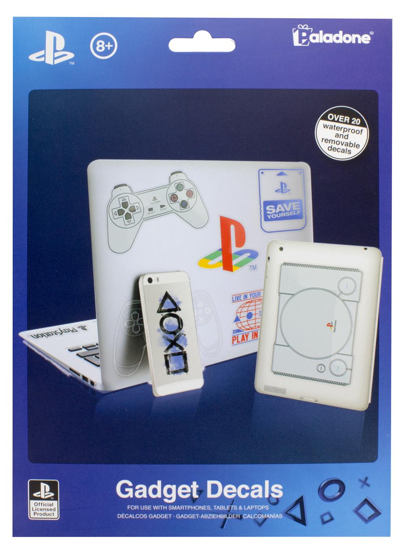 Набор стикеров Playstation