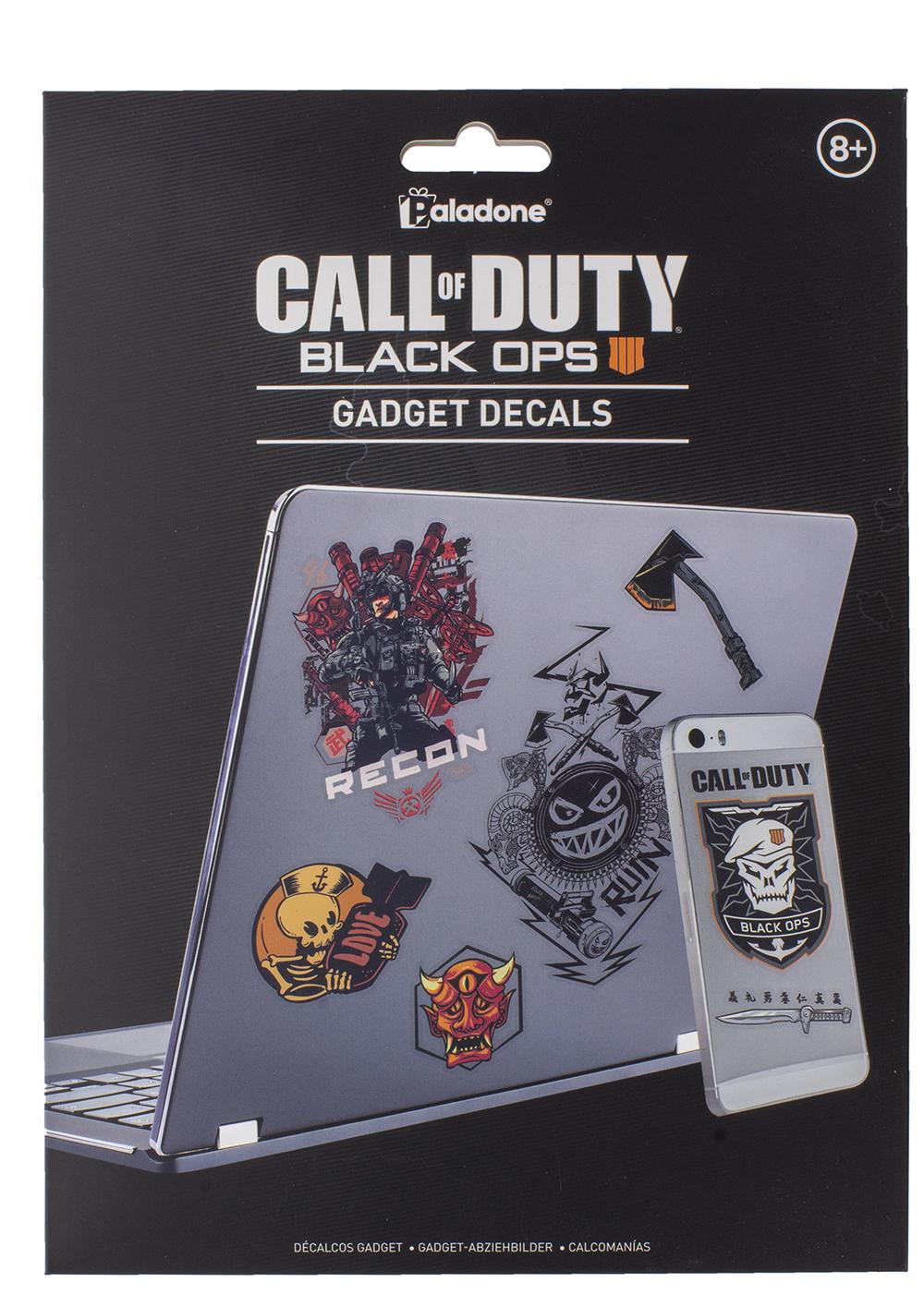 Набор стикеров Call Of Duty: Black Ops набор winyea call of life w7001