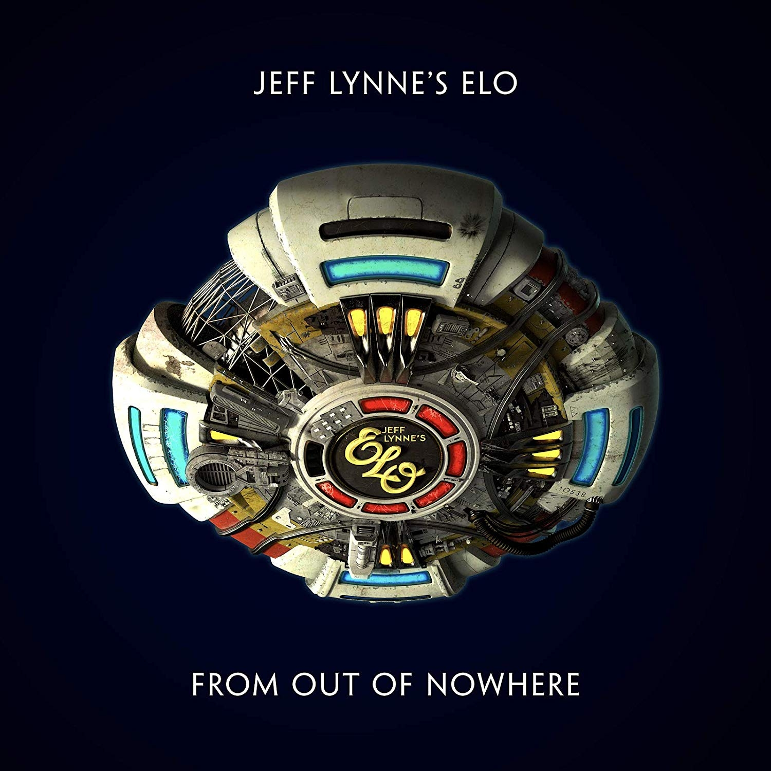 Electric Light Orchestra – Jeff Lynne's ELO: From Out Of Nowhere. Deluxe Edition (CD) фото