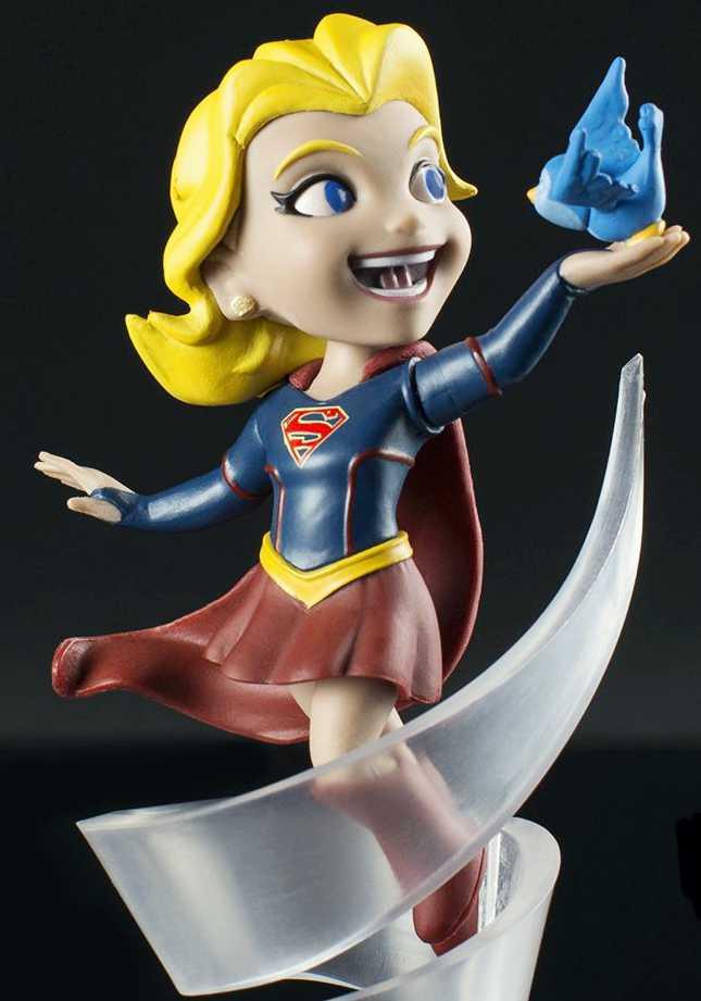 Фигурка Supergirl Q-Fig (11,43 см) фото