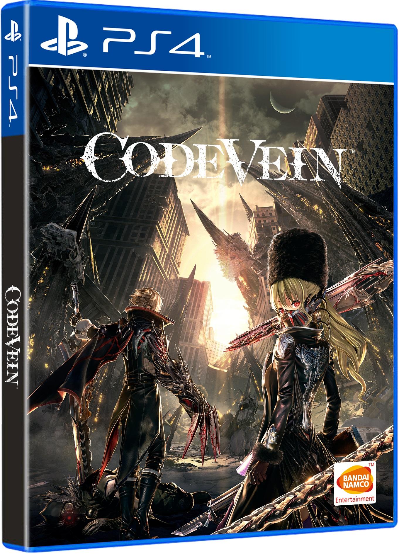 Code Vein [PS4] фото