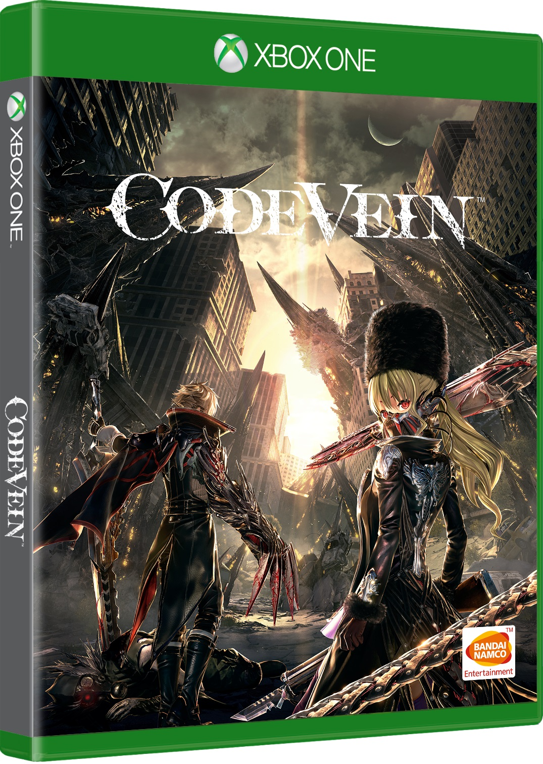 Code Vein [Xbox One] недорого