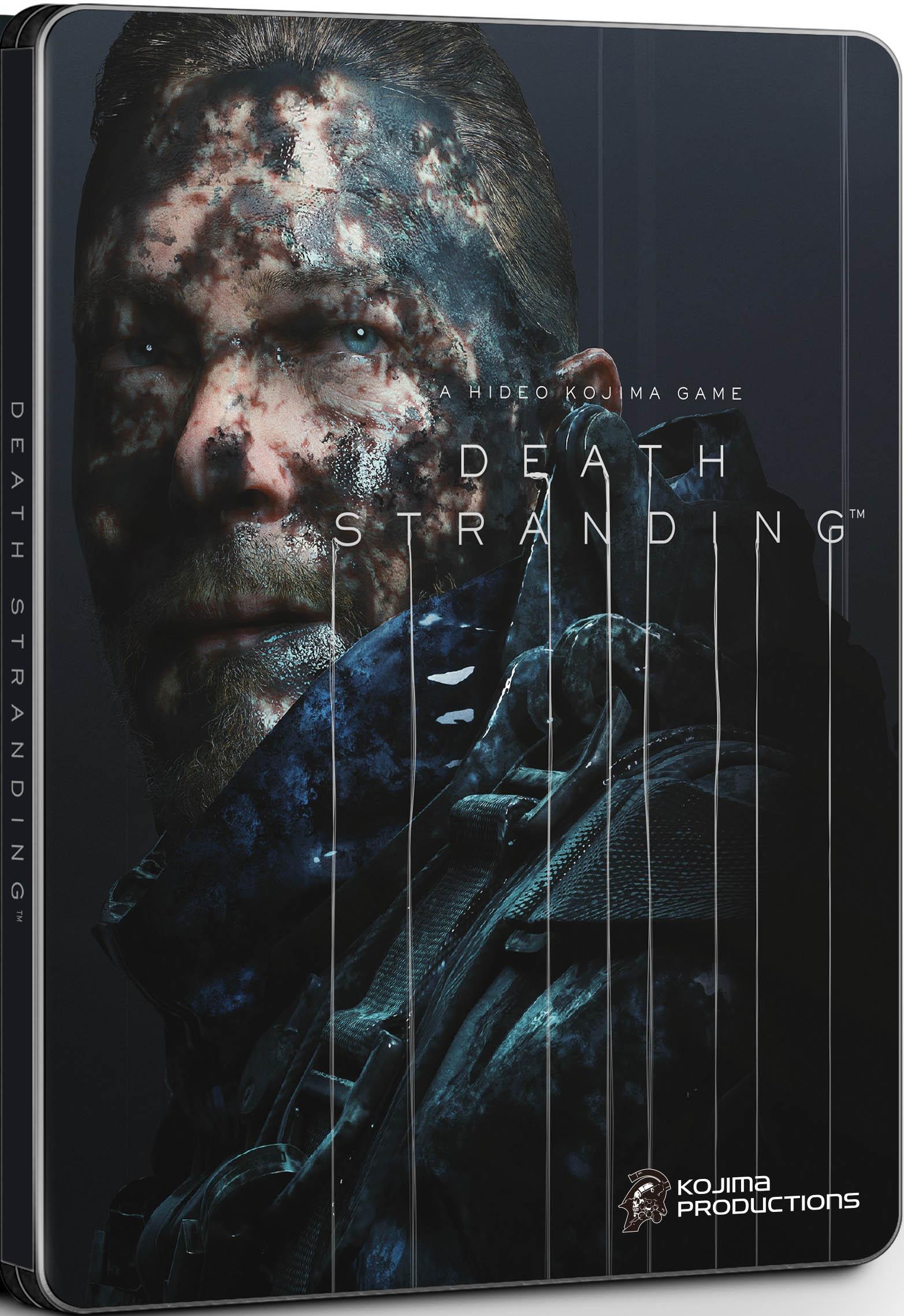 Death Stranding. Special Edition [PS4] фото