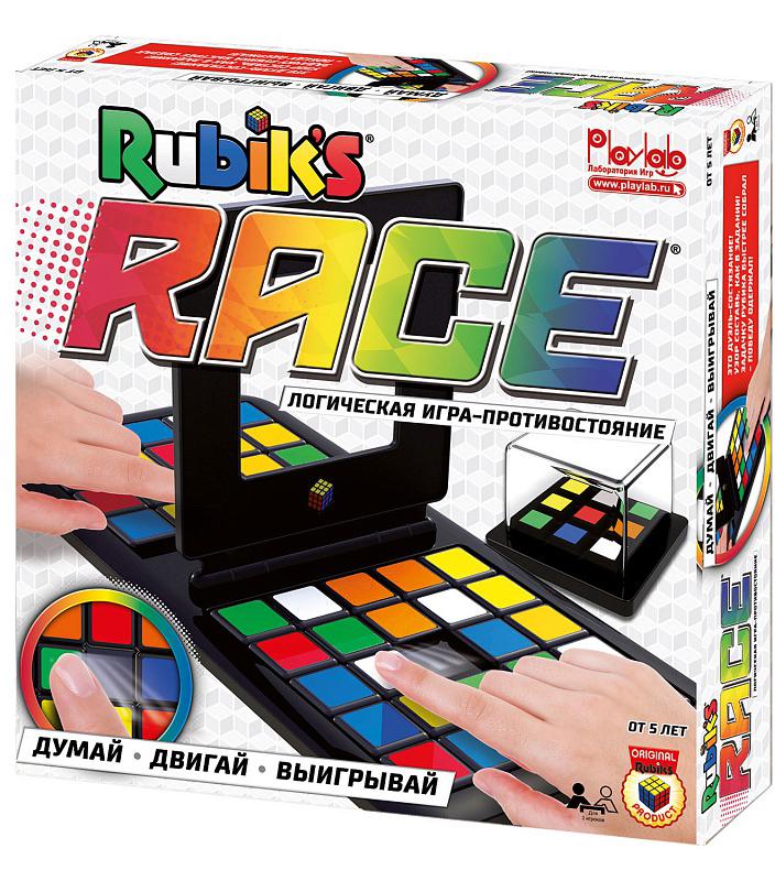 Настольная игра Rubik's Race фото