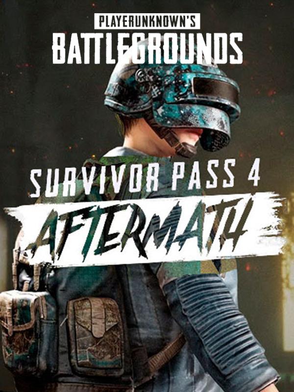 PlayerUnknown's Battlegrounds: Survivor Pass 4 – Aftermath. Дополнение [Цифровая версия] (Цифровая версия) фото