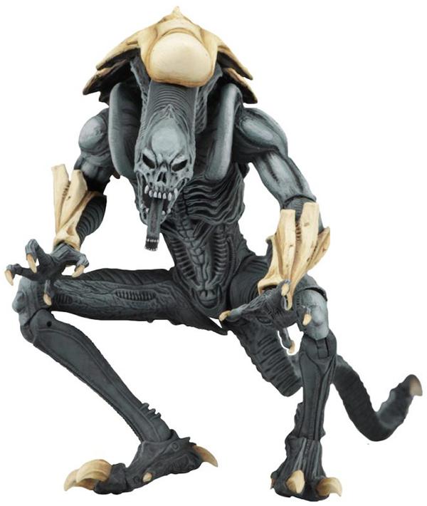 Фигурка Alien vs Predator Arcade Game: Chrysalis Alien (18 см)