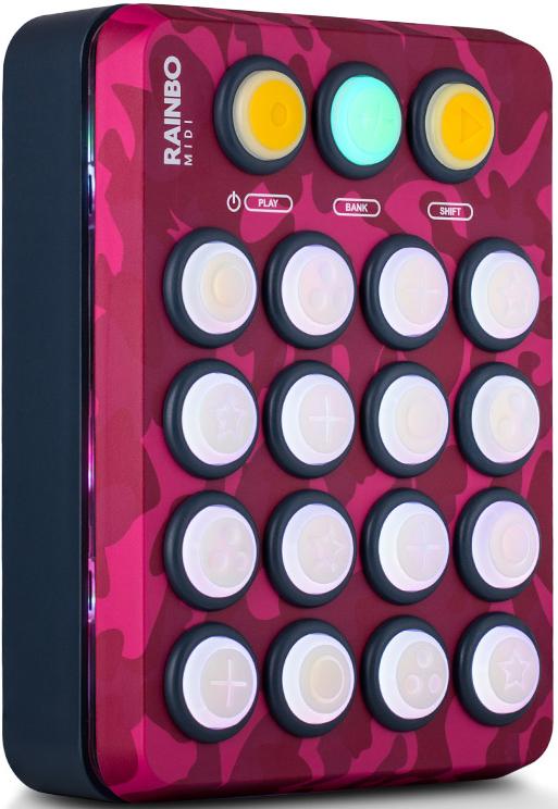 Музыкальный контроллер Rainbo Midi: Melody Pops фото