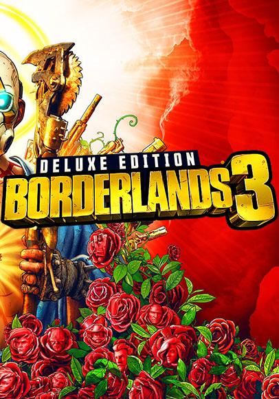 Borderlands 3. Deluxe Edition (для Epic Games Store) [PC, Цифровая версия] (Цифровая версия) фото