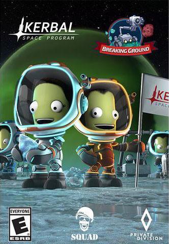 Kerbal Space Program. Breaking Ground Expansion. Дополнение [PC, Цифровая версия] (Цифровая версия) фото