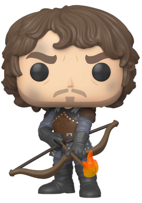 Фигурка Funko POP Television: Game Of Thrones – Theon With Flaming Arrows (9,5 см)