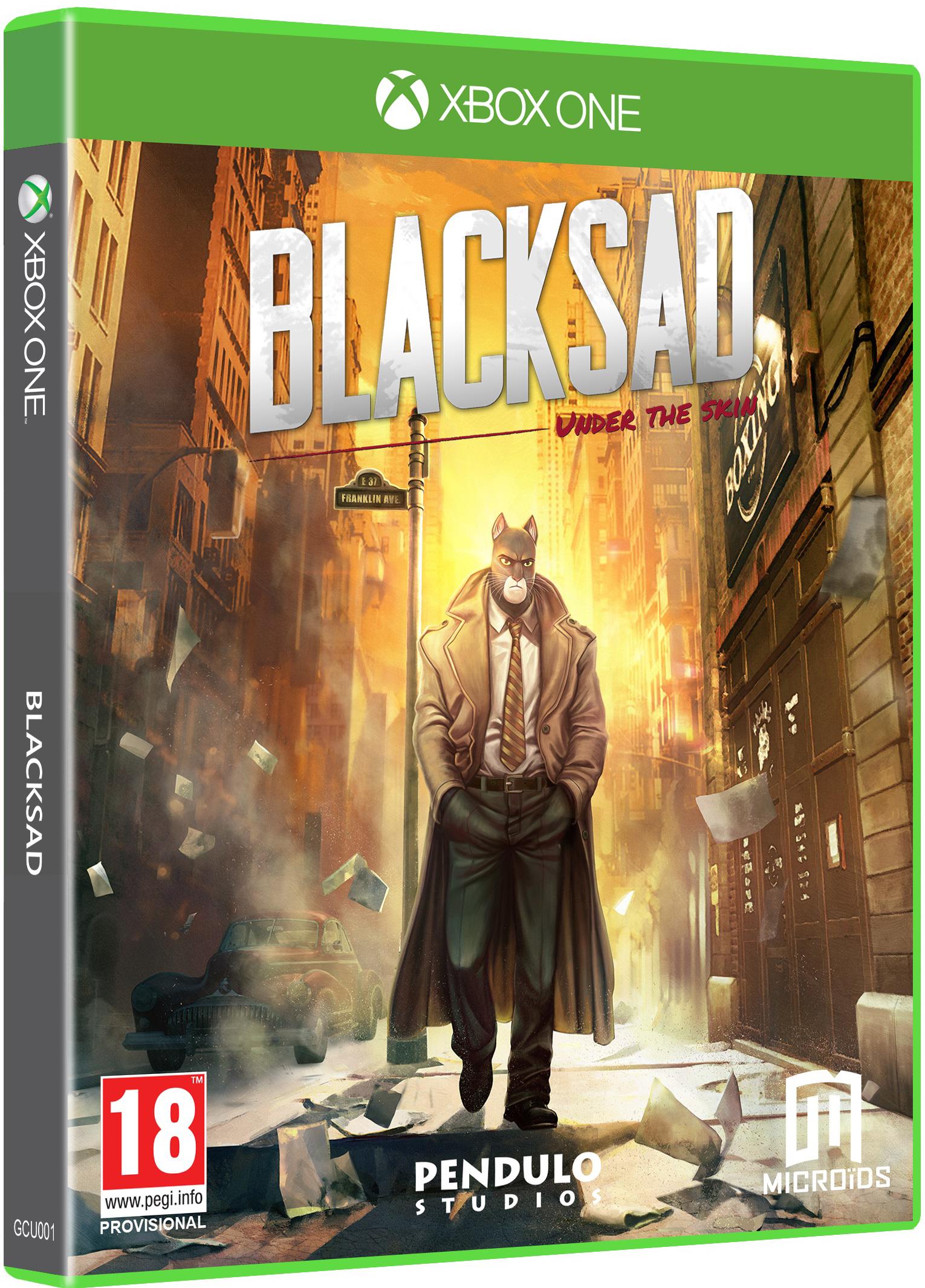Blacksad: Under The Skin. Коллекционное издание [Xbox One] недорого