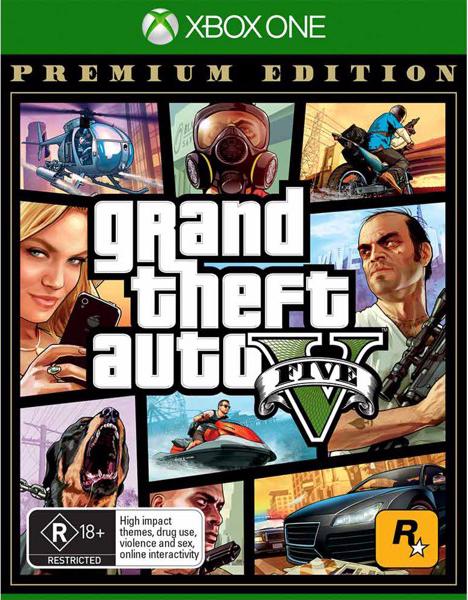 Фото - Grand Theft Auto V. Premium Edition [Xbox One] grand theft auto v premium edition [xbox one]
