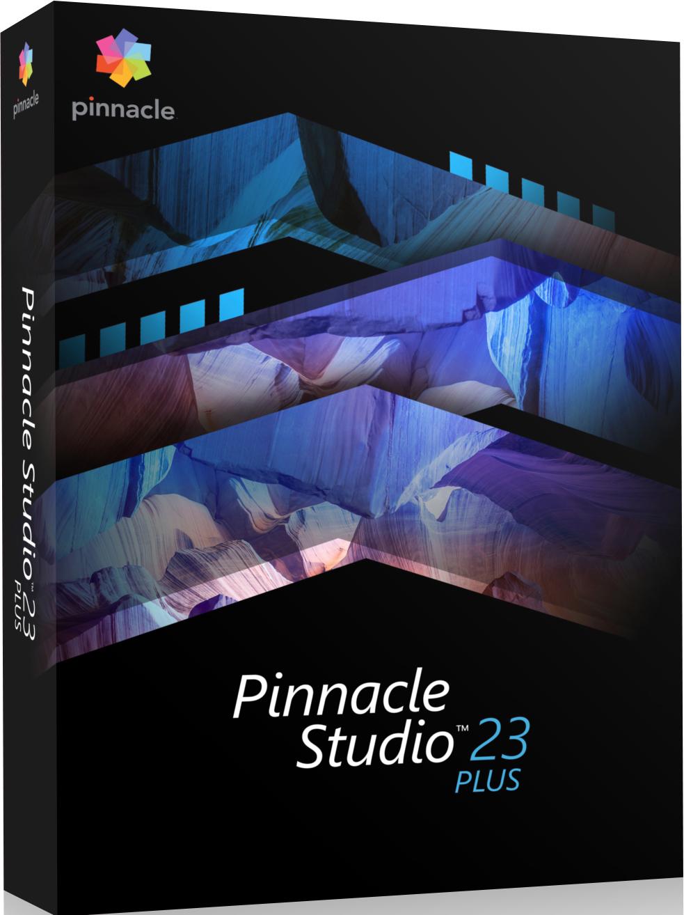 Pinnacle Studio 23 Plus [Цифровая версия] (Цифровая версия) фото