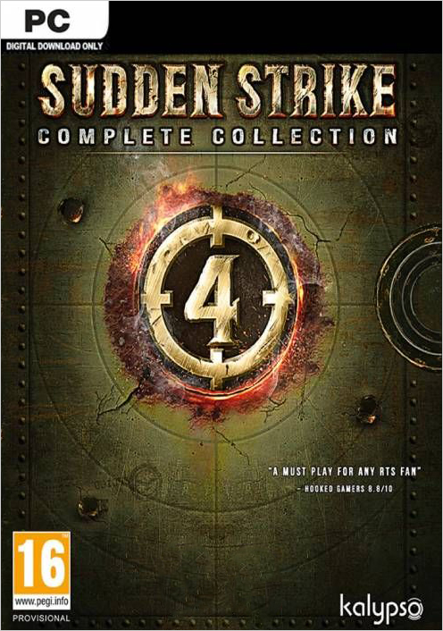 Sudden Strike 4. Complete Collection [PC, Цифровая версия] (Цифровая версия) фото