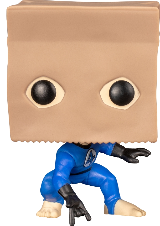 Фигурка Funko POP: Marvel Spider-Man – Bombastic Bag-Man Bobble-Head (9,5 см)