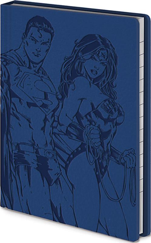 Ежедневник DC Comics: Justice League фото