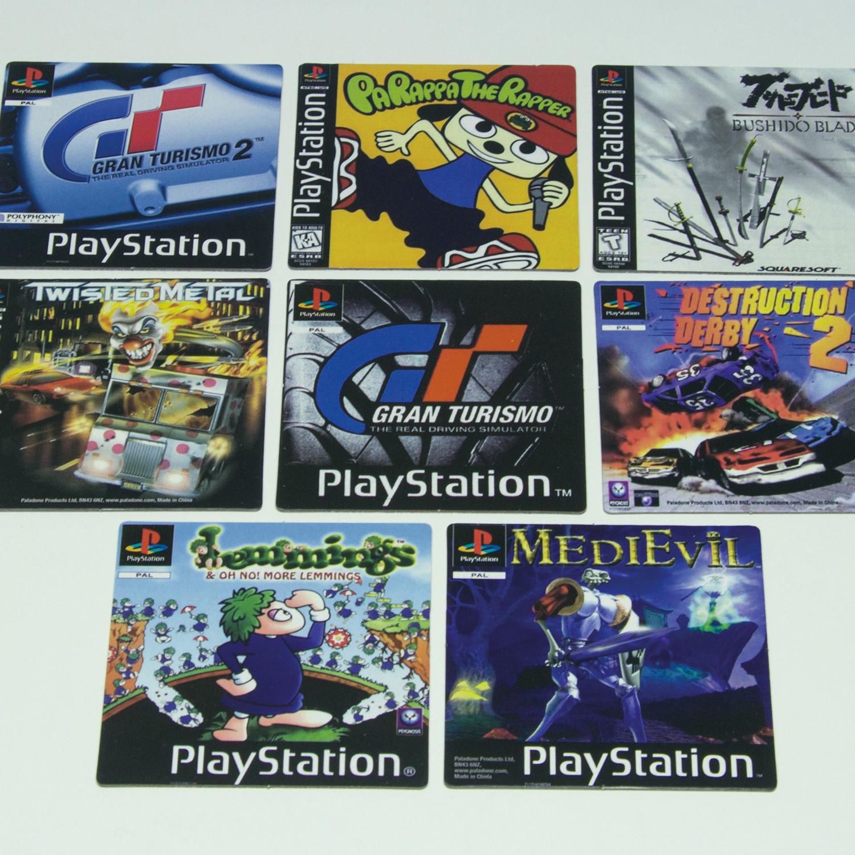 Подставки под напитки Playstation: Game фото