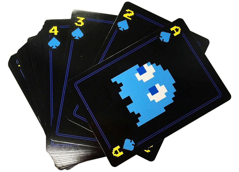 Карты игральные Pac-Man фото
