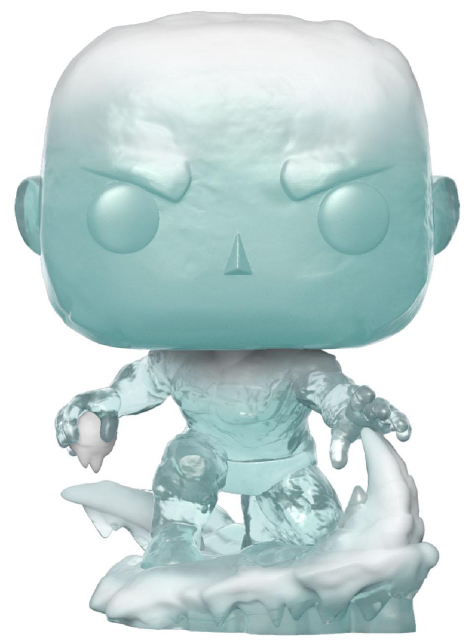 Фигурка Funko POP: Marvel 80 Years – Iceman Bobble-Head (9,5 см) фото