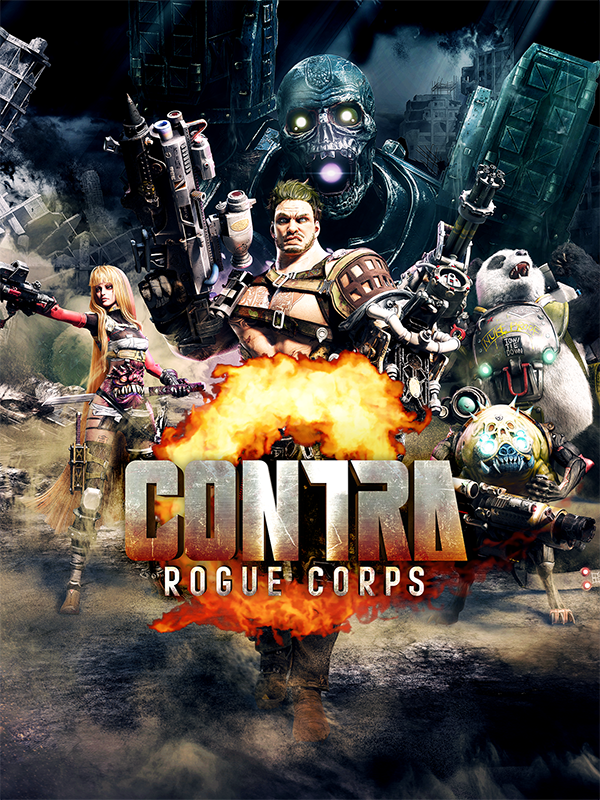 Contra: Rogue Corps [PC, Цифровая версия] (Цифровая версия) фото