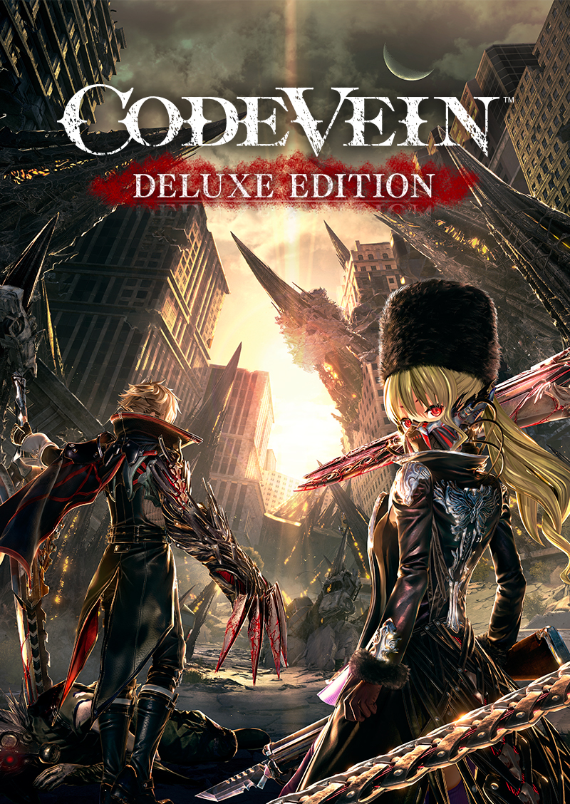 Code Vein. Deluxe Edition [PC, Цифровая версия] (Цифровая версия) недорого