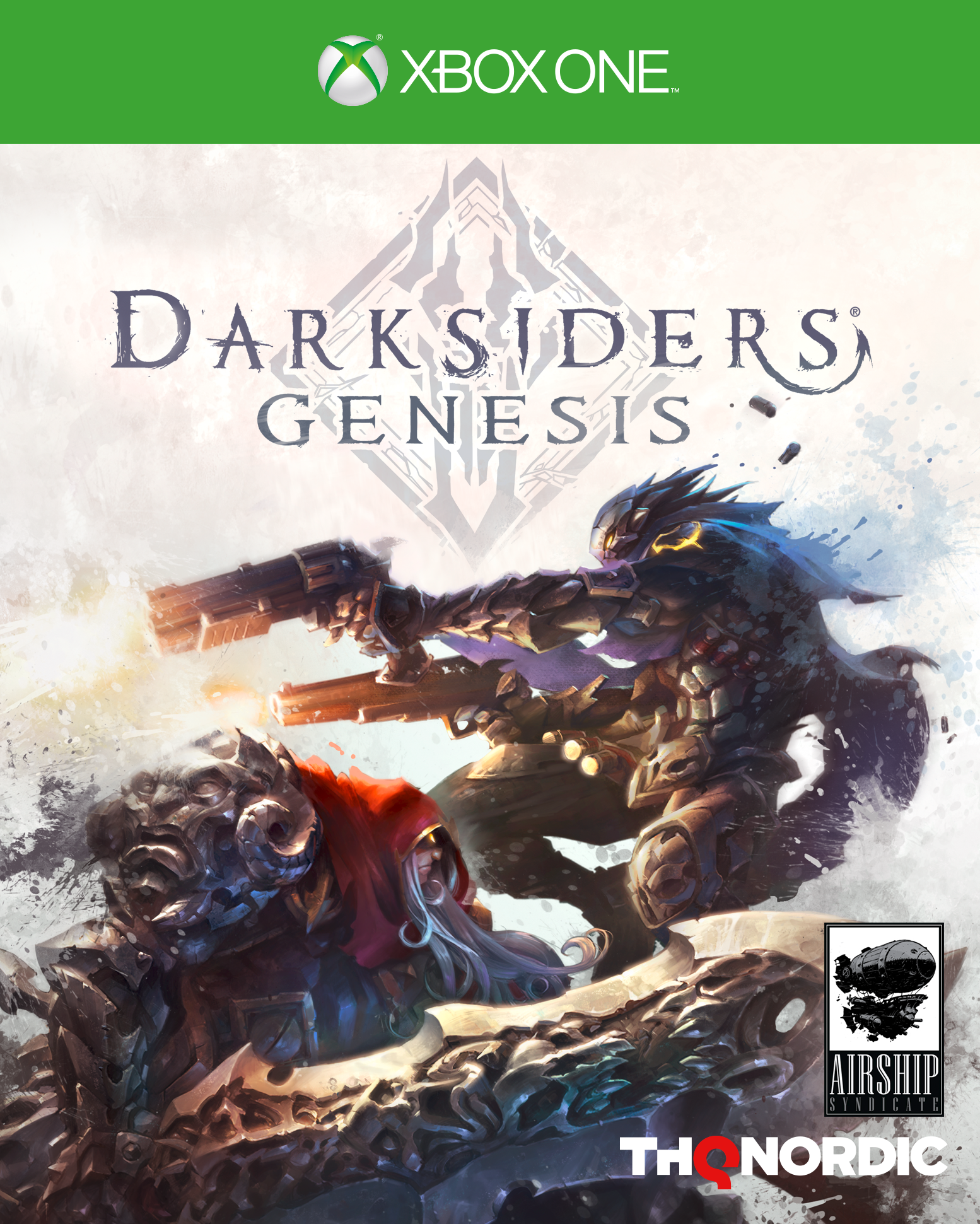 Darksiders Genesis [Xbox One] фото