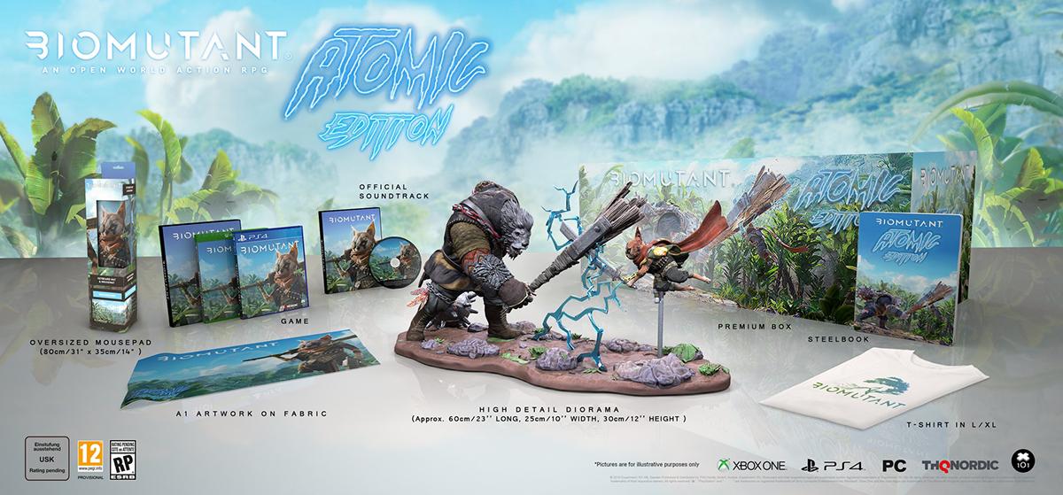 Biomutant. Atomic Edition [Xbox One] фото