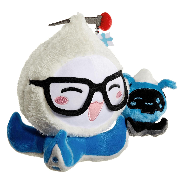 Мягкая игрушка Overwatch: Pachimeiri & Snowmari (20 см) фото